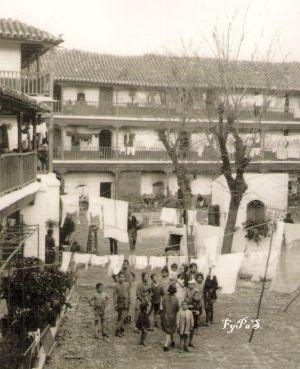 Corral Del Conde. Calle Santiago
