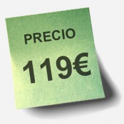 119 euros