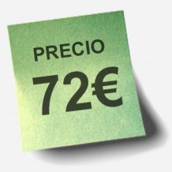 72 euros