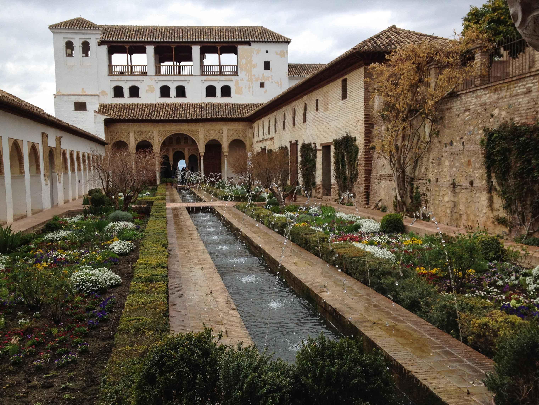 Palacio del Generalife
